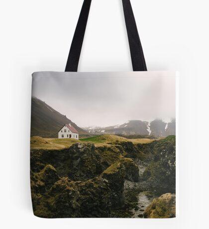 Arnarstapi Tote Bag