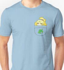 Pocket Isabelle + Leaf T-Shirt