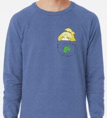Pocket Isabelle + Leaf Lightweight Sweatshirt