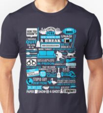 Friends - All in one tshirt  T-Shirt