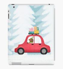Christmas scene iPad Case/Skin