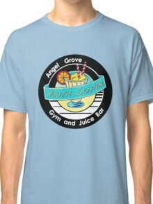 Angel Grove Youth Center - Gym & Juice Bar Classic T-Shirt