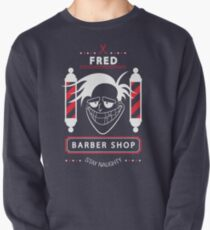 Naughty Fred from Courage the Cowardly Dog Pullover