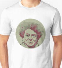 Alexandre Dumas Unisex T-Shirt
