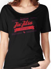 BJJ 3D Banner Women's Relaxed Fit T-Shirt