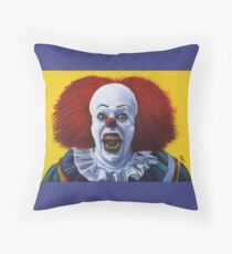 Pennywise (II) Throw Pillow