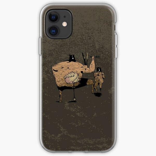 curmudgeon iPhone Soft Case