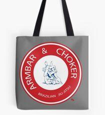 Armbar & Choker BJJ Tote Bag