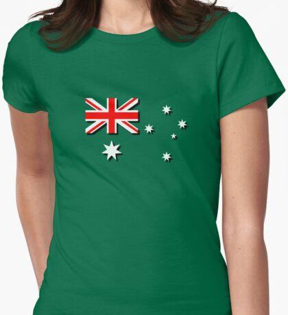 Australian Flag and Shadow T-Shirt