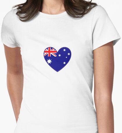 Australian Heart T-Shirt T-Shirt