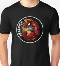 The Flying  Hellfish! Unisex T-Shirt