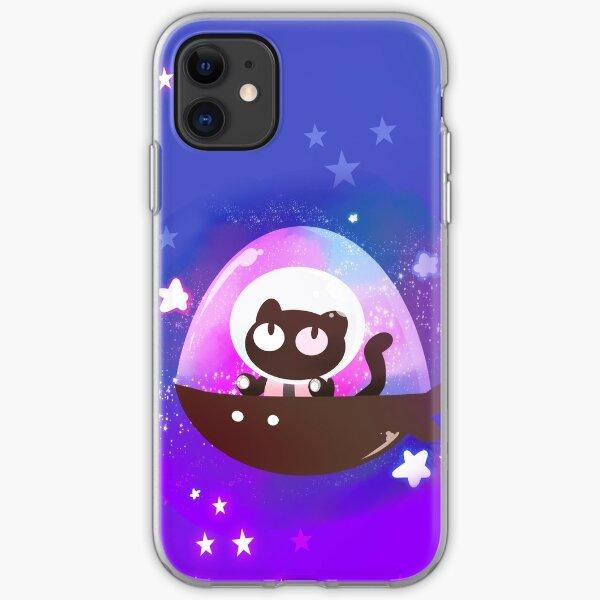 Cookie Cat iPhone Soft Case