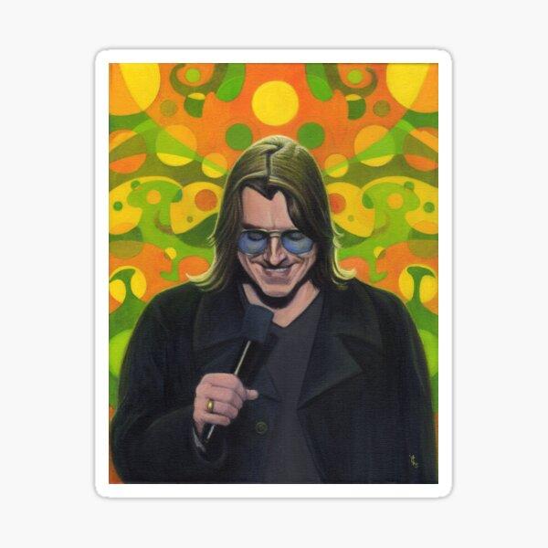 Mitch Hedberg Sticker