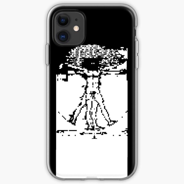 invasion of the vitruvian snatchers iPhone Soft Case