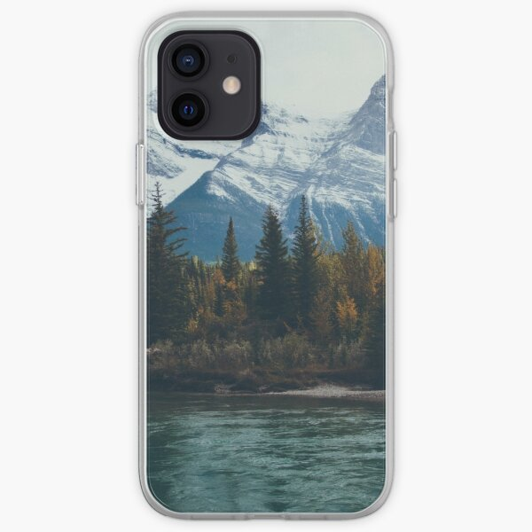 mountain river iPhone Soft Case