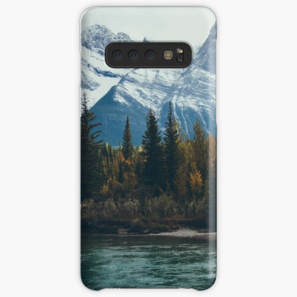 mountain river Samsung Galaxy Snap Case