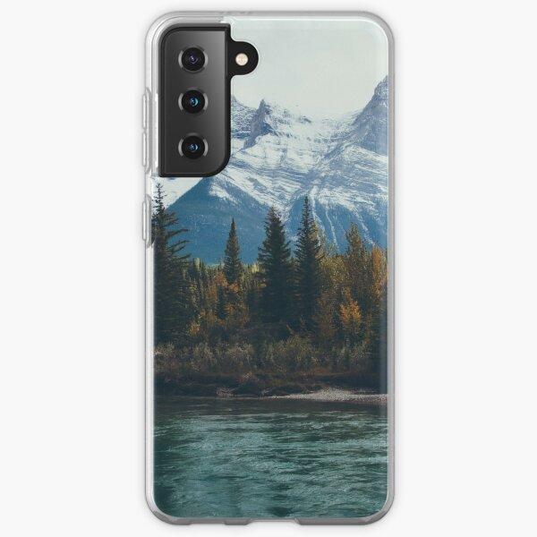 mountain river Samsung Galaxy Soft Case