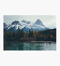 mountain river Photographic Print