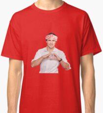 Justin Trudeau Flower Crown Classic T-Shirt