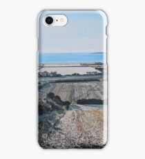 Midwinter View Of Garryvoe iPhone Case/Skin