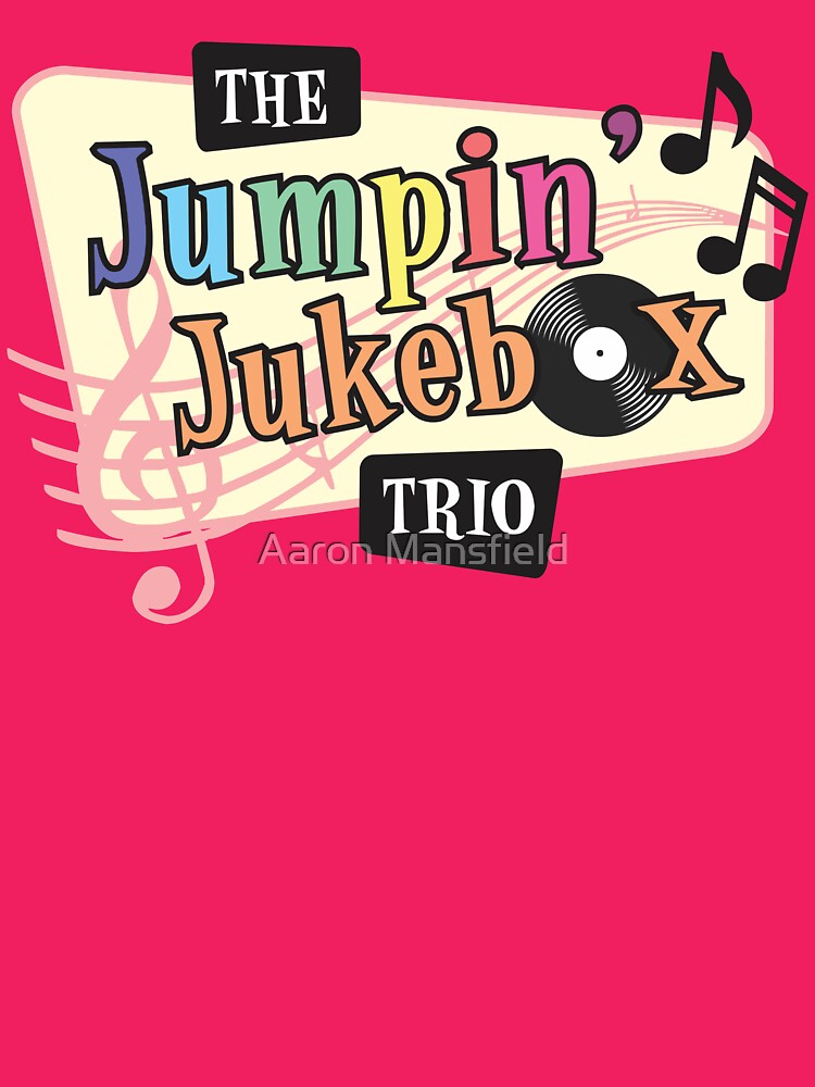 Jumpin' Jukebox T-Shirt by StarAdrael