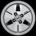 Wheel Design Retro JDM Advan Racing Dish by Tom Mayer