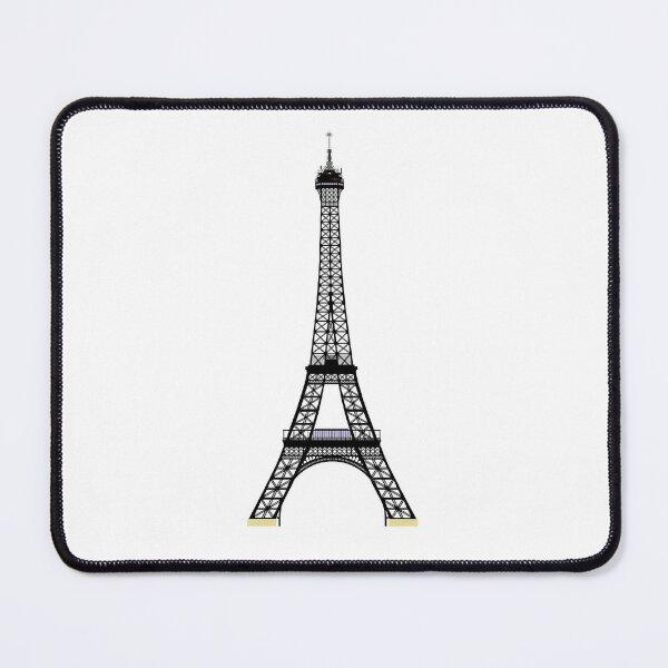 Tour Eiffel Tapis de souris
