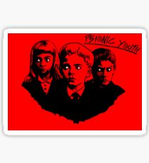 Psionic Youth Sticker