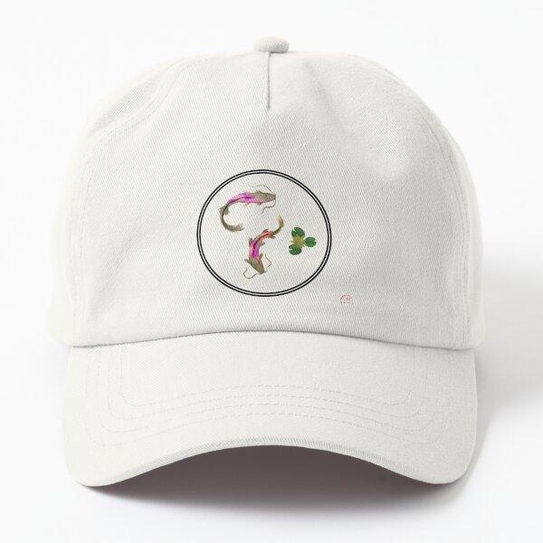 Koi Pond Dad Hat