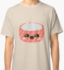 Rice and Salmon Sushi Classic T-Shirt