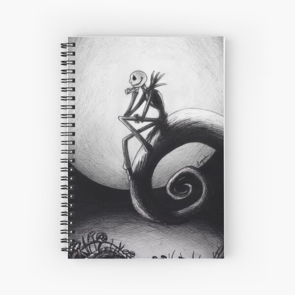 Thought of the dead Spiral Notebook