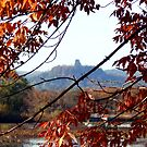 Autumn Landmark by WildThingPhotos