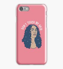Solo Don't Touch My Hair iPhone Case/Skin