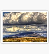 Clouds over Tinto Sticker