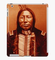 Chief Crow King-The Sioux iPad Case/Skin