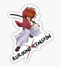 Samurai X Sticker