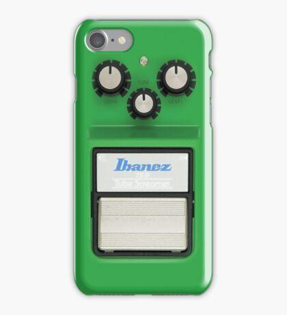 TubeScreamer iPhone Case/Skin