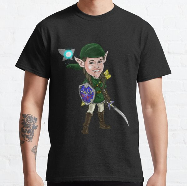 Cartoon Linksliltri4ce Classic T-Shirt