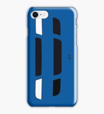 B5 simple front end design iPhone Case/Skin