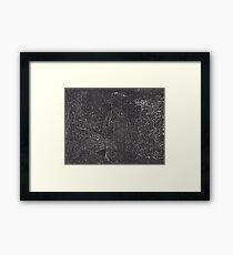 Cat Fur Framed Print