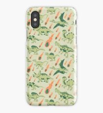 Dino Disaster iPhone Case