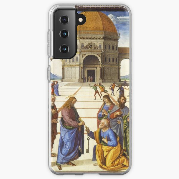 Delivery of the Keys Samsung Galaxy Soft Case