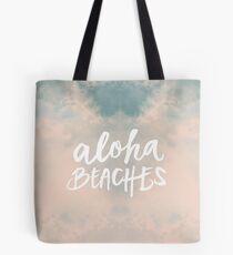 Aloha Beaches Tote Bag
