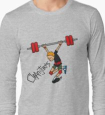 Cleans & Jerks Long Sleeve T-Shirt