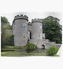 Whittington Castle Poster