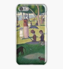 Mobile Seurat iPhone Case/Skin