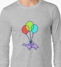 Balloon Dinosaur T-Shirt