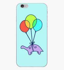 Ballon Dinosaurier iPhone-Hülle & Cover