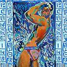 Naughty Boy - Splash Down by RD Riccoboni by RDRiccoboni