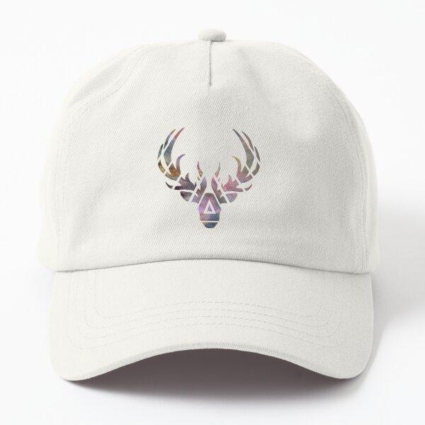 Cosmic Elk Face (True Colour) Dad Hat